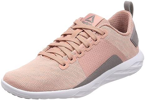 Reebok Astroride Walk, Zapatillas de Senderismo para Mujer, Rosa (Chalk Pink/Powder