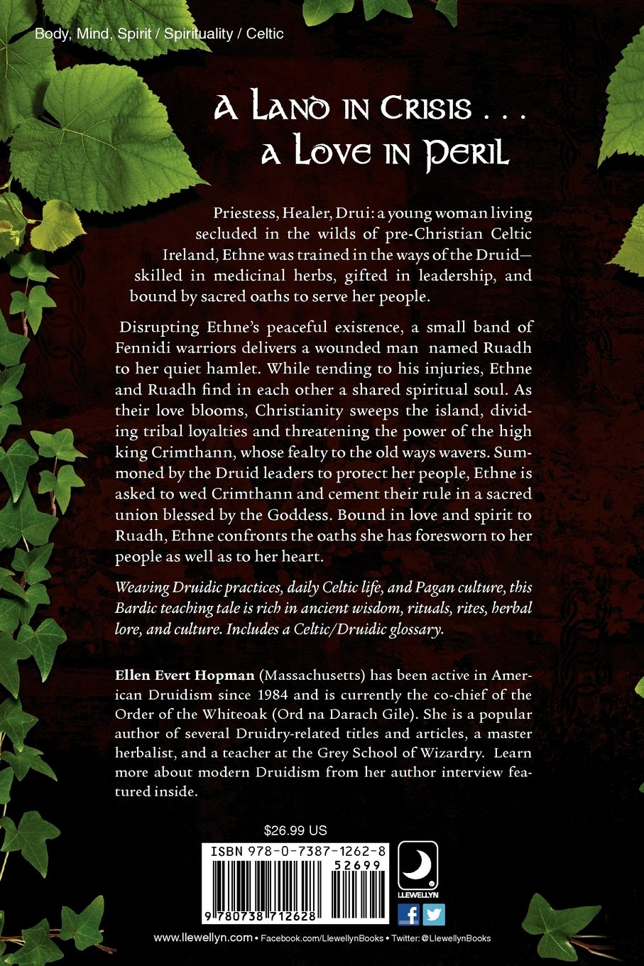 Priestess of the forest a druid journey ellen evert hopman priestess of the forest a druid journey ellen evert hopman 9780738712628 amazon books nvjuhfo Choice Image