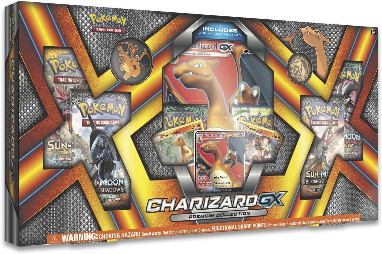 Pokémon Charizard GX Box Premium Collection
