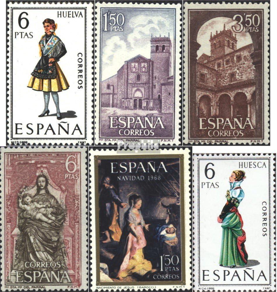 Prophila Collection España Michel.-No..: 1787,1788-1790,1791,1792 ...