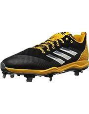 adidas Originals Mens PowerAlley 5 Baseball Shoe