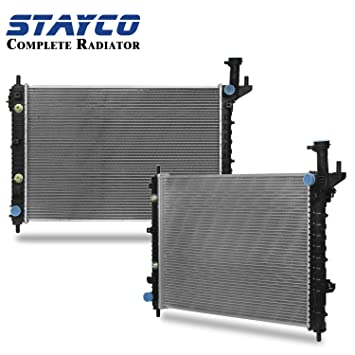 stayco Radiador 13007 para Saturn Outlook GMC Acadia Buick ...