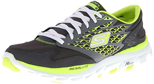 Skechers Go Run Ride 13506 - Zapatillas, color Grau/GrãŒN, talla 38.5: Amazon.es: Zapatos y complementos
