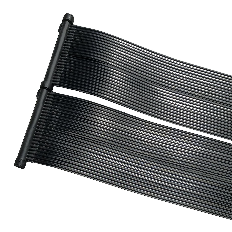 Zelsius Solar calentador panel solar de piscina Estera absorber Solar (para swimming pool aprox. 600 x 80 cm Piscina Calefacció n