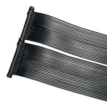 Zelsius Solar calentador panel solar de piscina Estera ...
