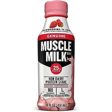 best selling Muscle Milk Genuine Protein Shake