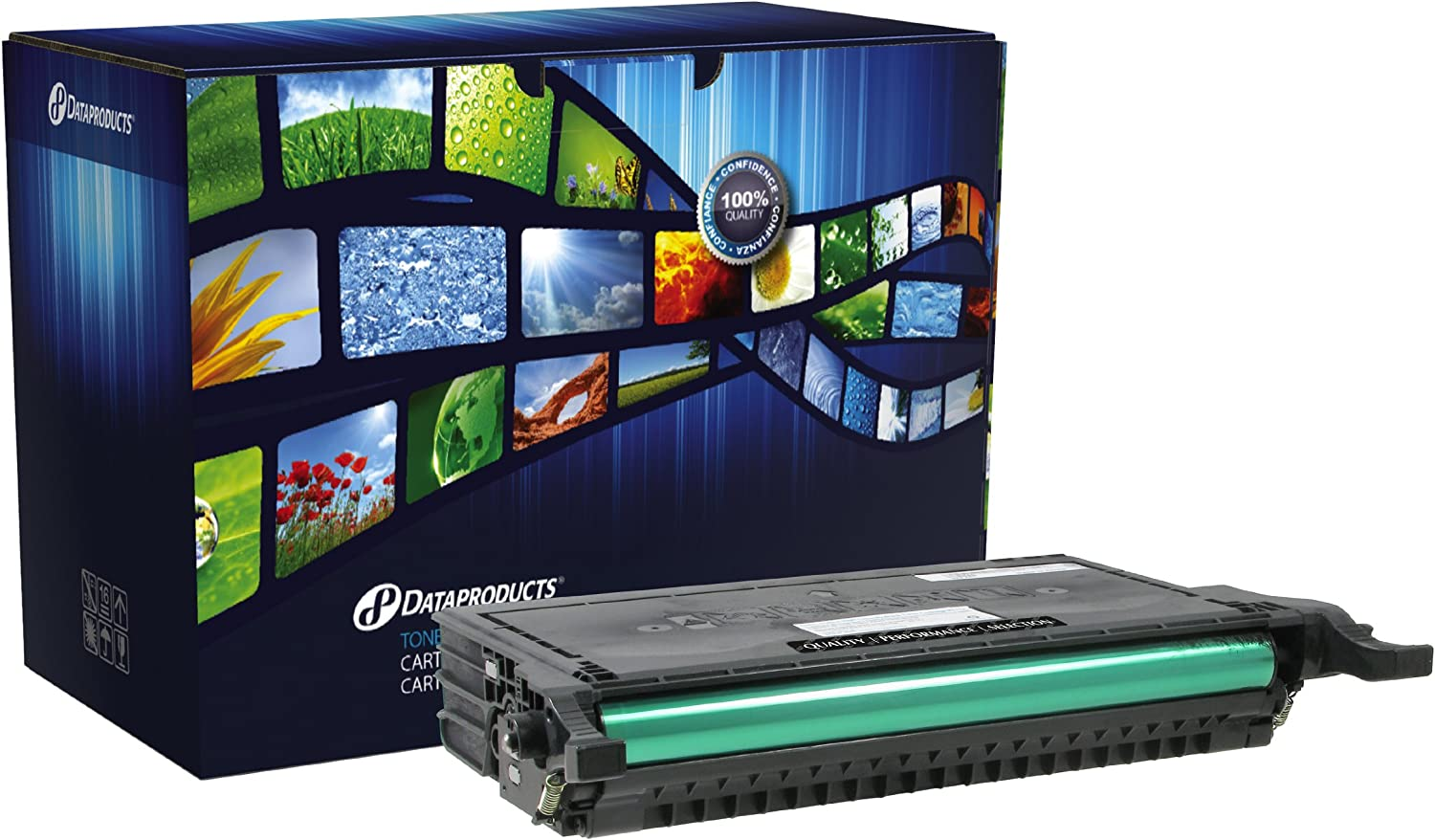 Dataproducts DPCD2145B Dell Remanufactured 2145CN High Yield Toner Cartridge - Black
