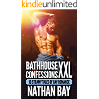 Bathhouse Confessions XXL: 10 Book Gay Romance Bundle book cover