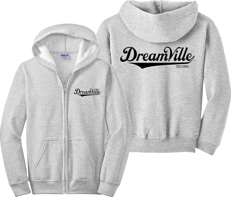 Sweat à Capuche zippé Dreamville J Cole KOD Tour TDE Records