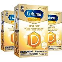 Enfamil D-Vi-Sol Vitamin D Liquid Supplement Drops for Infants, Supporting Strong Teeth & bones in Newborn Babies, Easy…