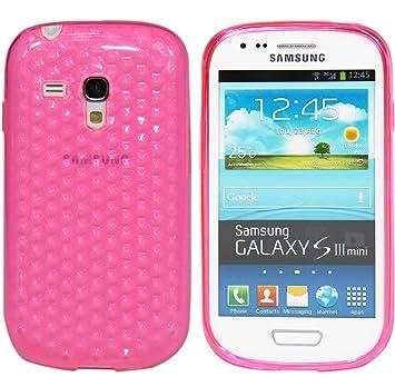 Nueva carcasa en silicona para Samsung Galaxy S3 mini con ...