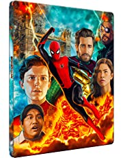 Spider-Man: Far From Home (Steelbook Blu-Ray + Bonus Disc Blu-Ray)