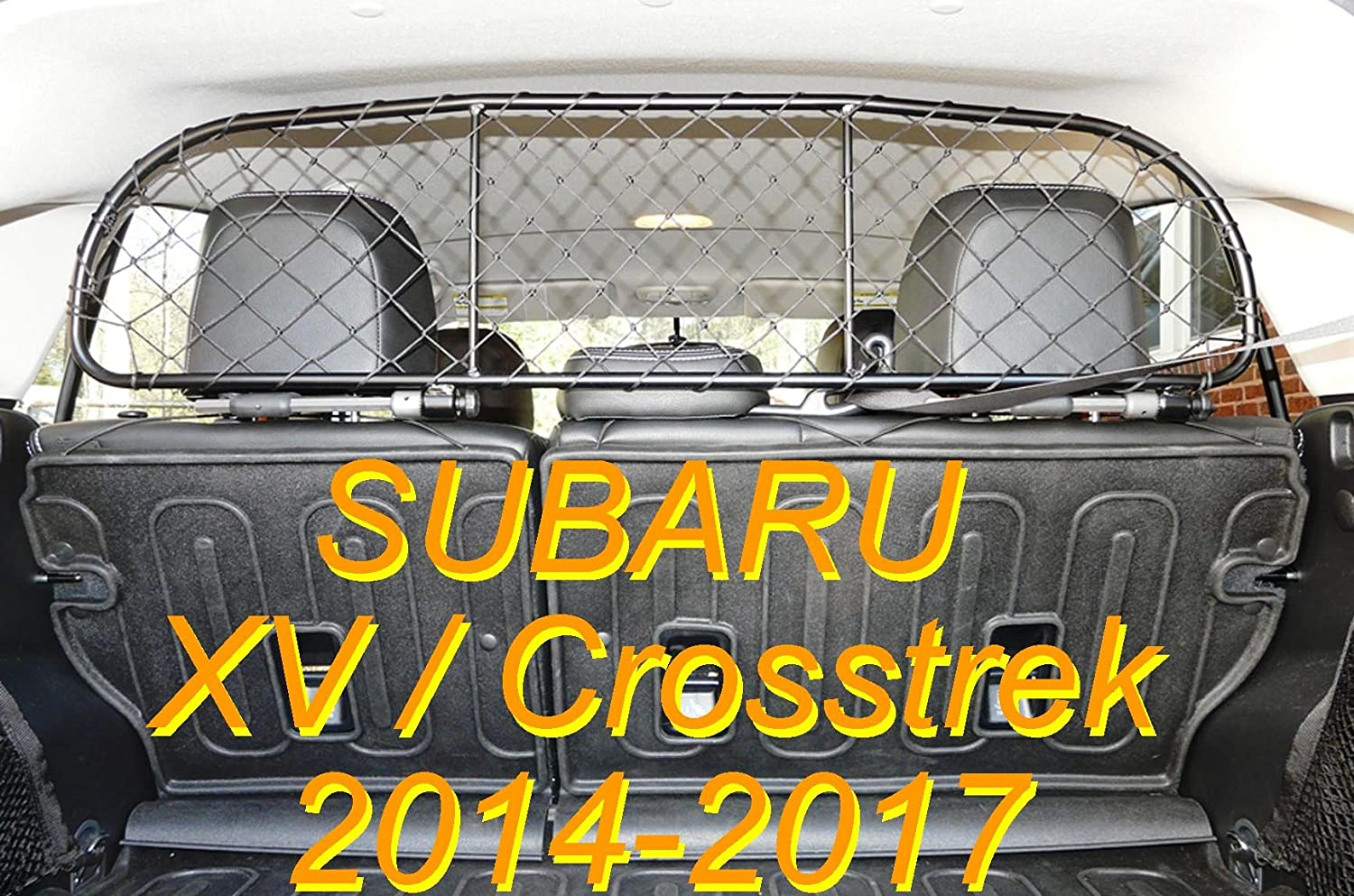 Dog Guard Pet Barrier Net And Screen Rda65 S For Xv Crosstrek Wiring Diagram Subaru Produced Until 2017 Luggage Pets Supplies