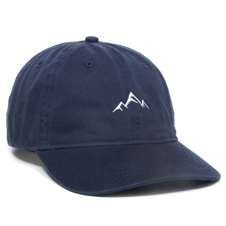 Amazon.com  Outdoor Cap -Adult Mountain Dad Hat-Unstructured Soft Cotton Cap f979fd0d7d1