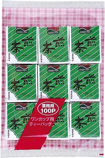 OSK業務用煎茶ティーパック2g×100袋(紙アルミ)
