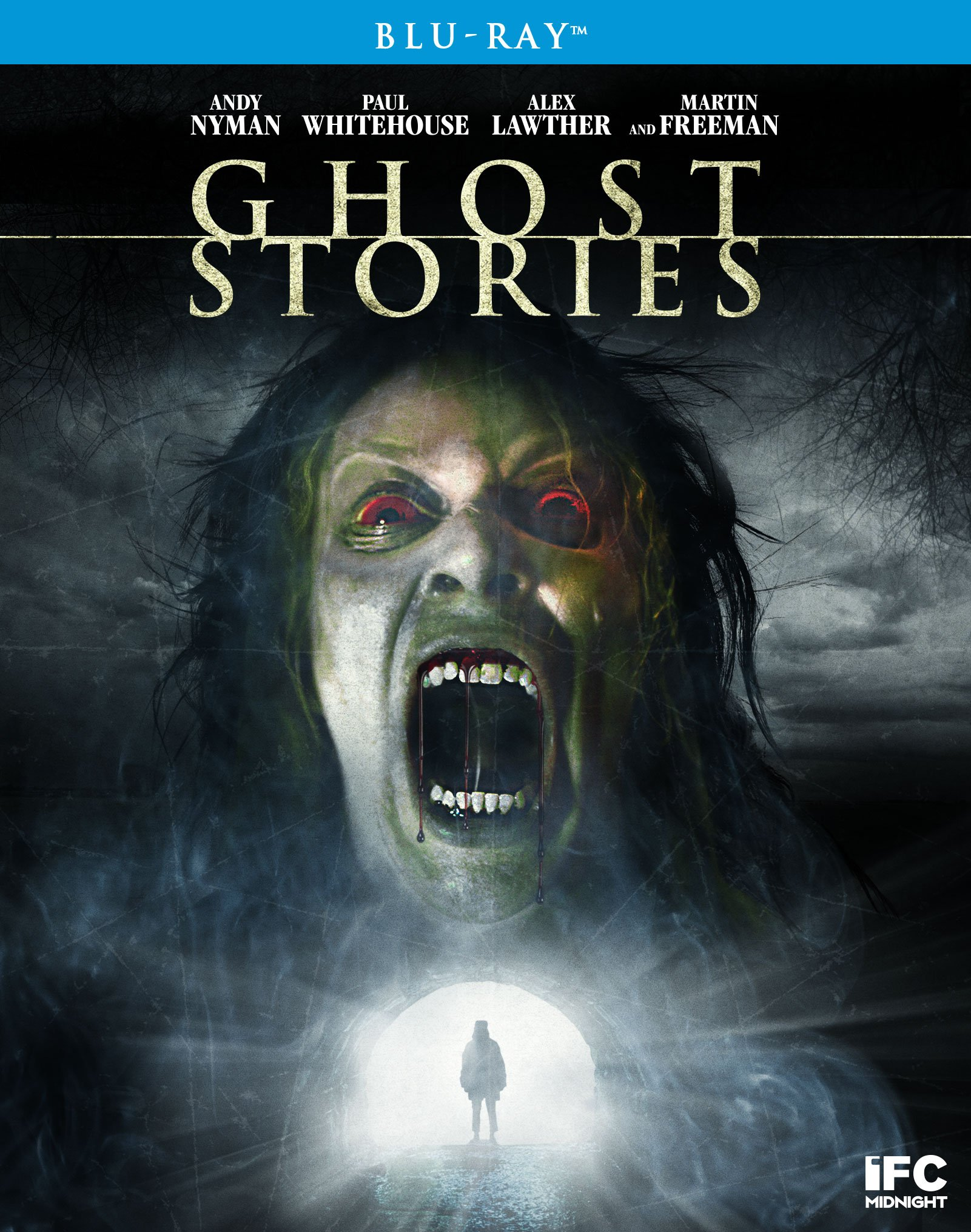 Blu-ray : Ghost Stories (Widescreen)