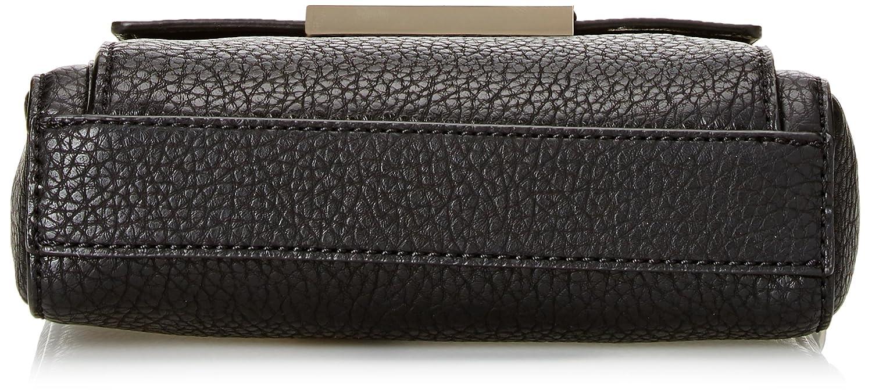 Guess kvinnors Hwpb6683700 crossbody handväska, svart, 13 x 23,5 x 31 cm (B x H x L) Black (Nero Black)