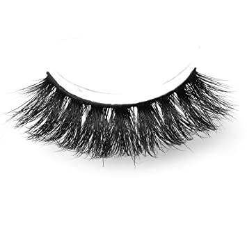 edccf435a40 Arimika 3D Long Thick Dramatic Looking Handmade Mink False Eyelashes For Makeup  1 Pair Pack (Dramatic Looking): Amazon.ca: Beauty