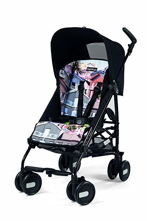 Peg Perego Pliko Mini Stroller, House by Peg Perego