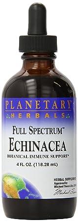 Planetary Herbals Full Spectrum Echinacea 4 Fl oz. 118.28 ml