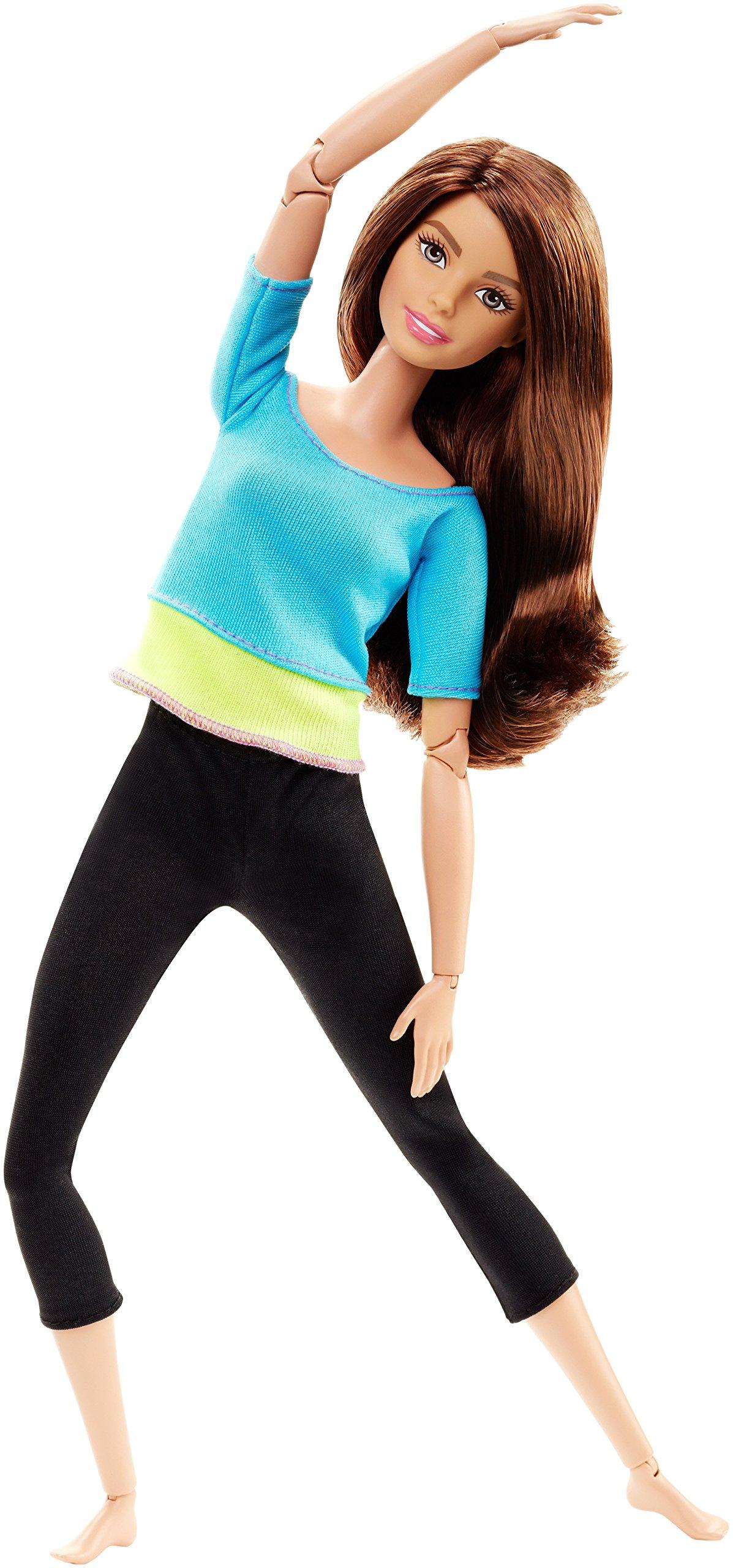 yoga barbie