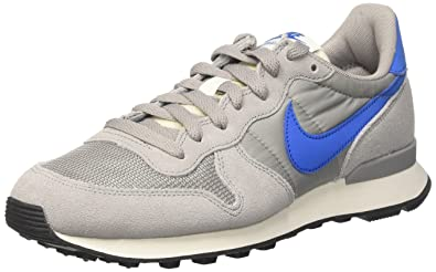 sports shoes e2898 b0694 Nike Men s s Internationalist Competition Running Shoes, Grey (Matte Silver  Blue Spark-Sail