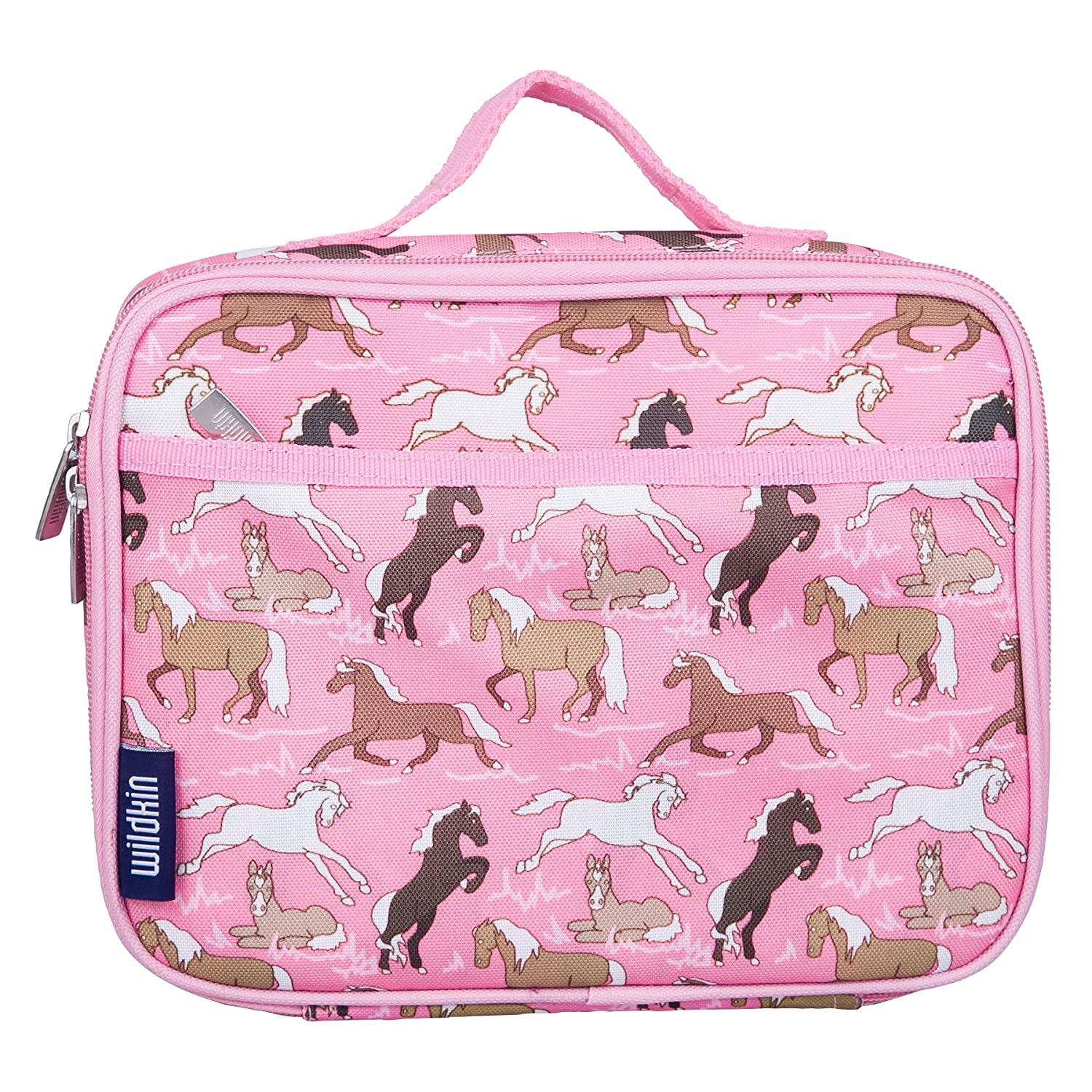 Wildkin Lunch Box Moisture Resistant and Easy to Clean with Extras for Quick and Simple Organization Olive Kids Design Sweet Dreams Perfect for Kids or On-The-Go Parents Insulated Ages 3+