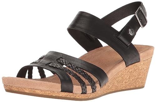 2bba52f75fa UGG Womens Serinda Wedge Sandal: Amazon.ca: Shoes & Handbags