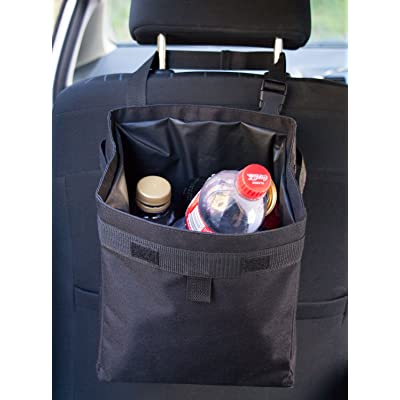 Hominize Car Trash Can - Premium Waterproof Litter Garbage Bag - Extra Large: Automotive