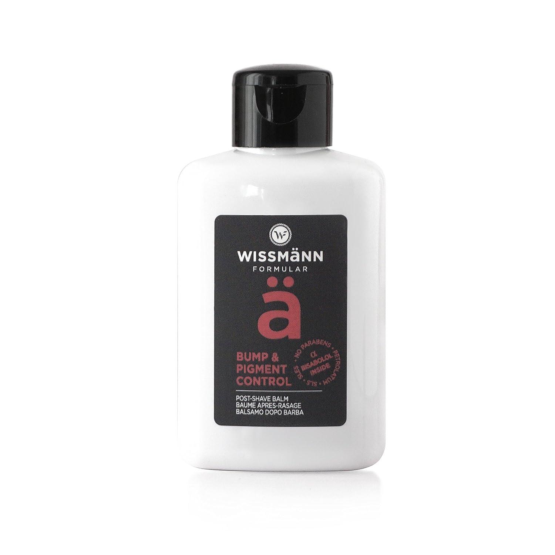 Wissmann Formular Bump & Pigment Control Post Shave balm 100ml 3 in1 Treatment for Ingrown Hair, Pseudofolliculitis barbea, Razor Bumps and Post-inflammatory Hyperpigmentation (darkening of shaved areas). 100ml Pharmilton Ltd. Uk
