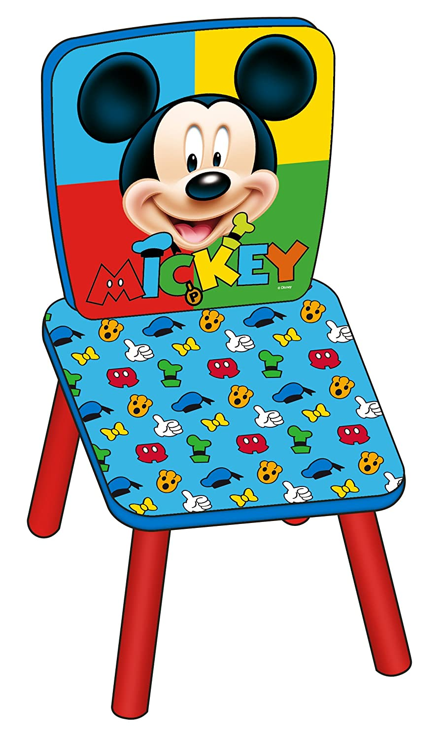 Disney - Mickey Mouse - Shaped Chair TocTocShop WD8443