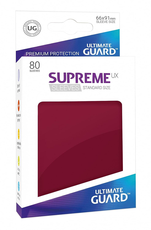 Standardgr/ö/ße Ultimate Guard UGD010547 Supreme UX Sleeves braun