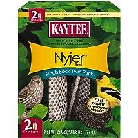 Kaytee Finch Sock Feeder Twin Pack, 26oz