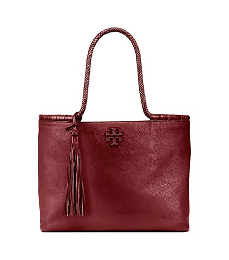 a9cbc846190d Image Unavailable. Image not available for. Color  Tory Burch Taylor Tote  ...