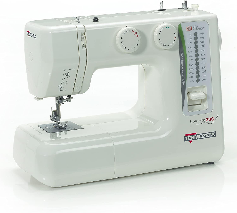 Termozeta 50002 Máquina de Coser, Inventa 200: Amazon.es: Hogar