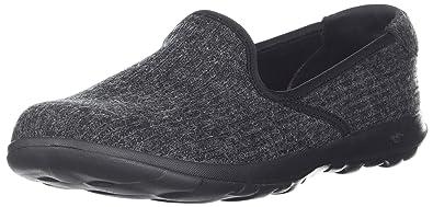 Skechers Women's Go Walk Lite Enchantment Loafer Flat