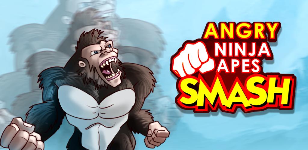 angry ninja apes smash: Amazon.es: Appstore para Android