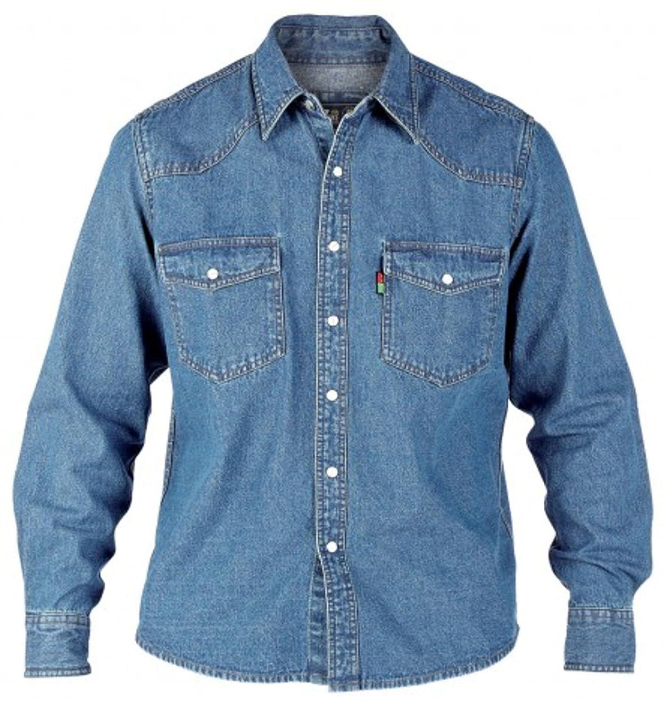 TALLA XXL. Duke - Camisa Casual - para Hombre