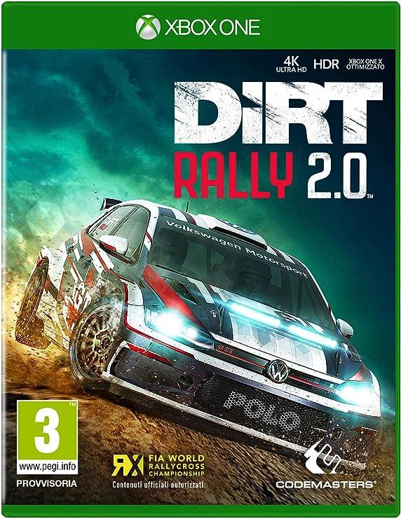 Dirt Rally 2.0 Day One Edition: Amazon.es: Videojuegos
