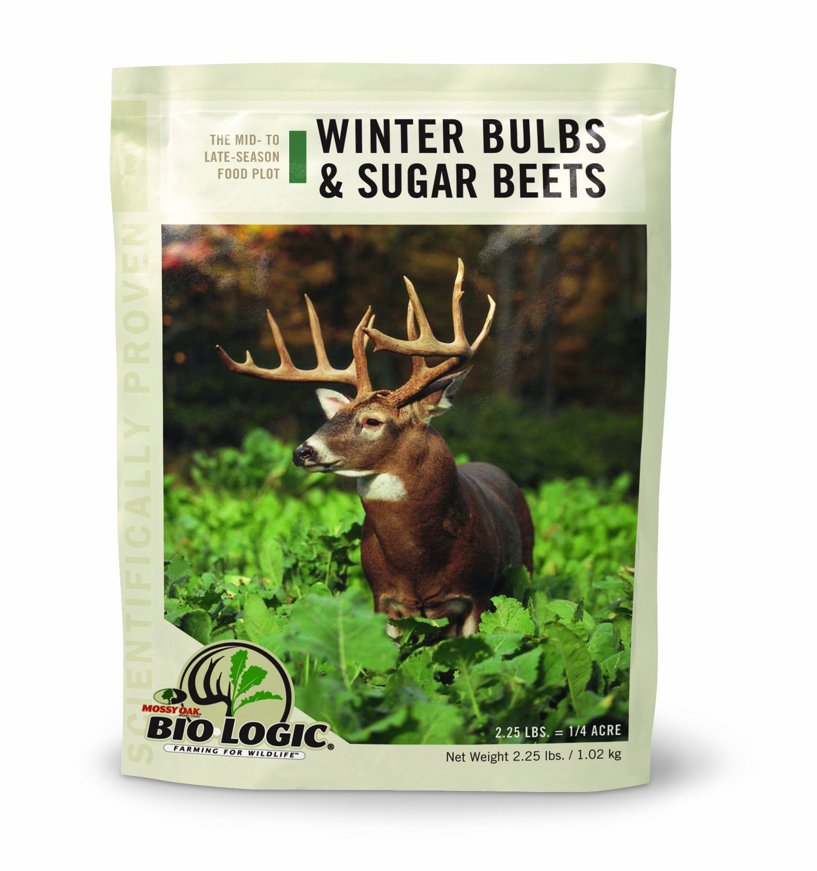 BioLogic Winter Bulbs and Sugar Beets Food Plots by BioLogic