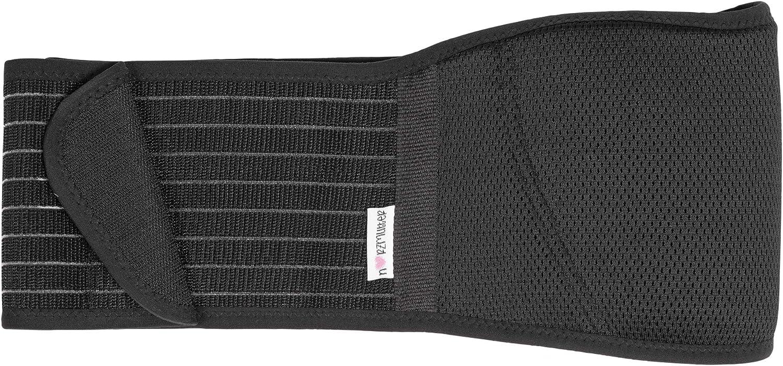 Ginnastica-Yoga-Sportivo Cintura maternit/à Herzmutter Gravidanza-Cintura di Supporto 3200-3400 Dimensione Regolabile Cintura di Gravidanza