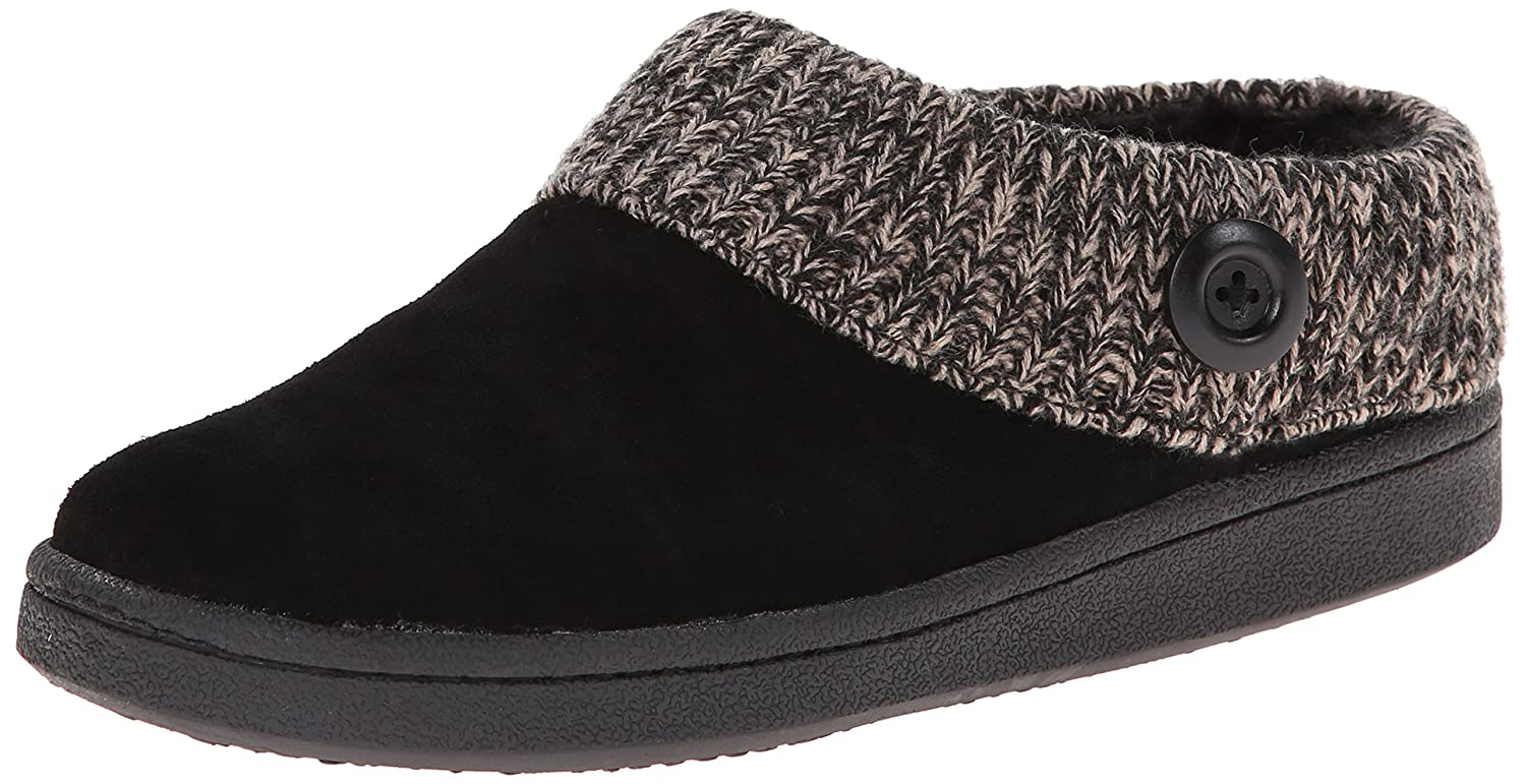 Clarks Women's Knit Scuff Slipper Mule