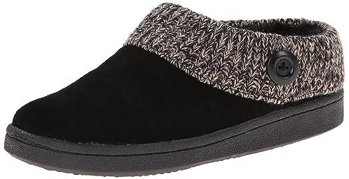 fabc8edff94 Clarks Women's Knit Scuff Slipper Mule: Amazon.ca: Shoes & Handbags
