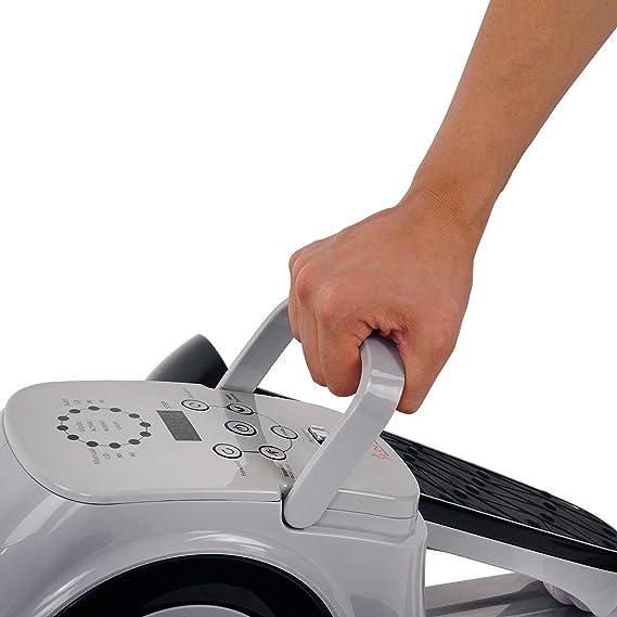 SUNNY salud y Fitness motorizado Auto Ayuda bajo escritorio elíptica Peddler Exerciser - sf-e3626: Amazon.es: Deportes y aire libre