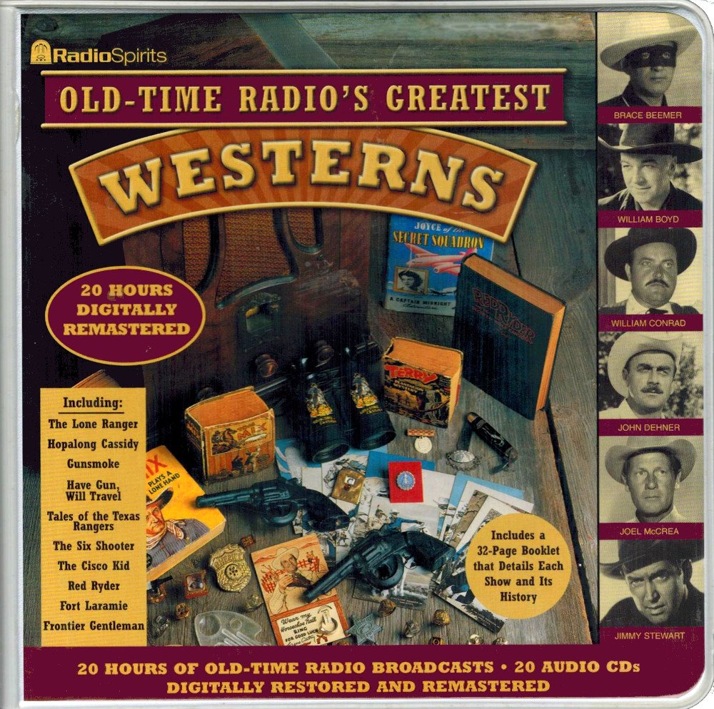 Old Time Radio's Westerns