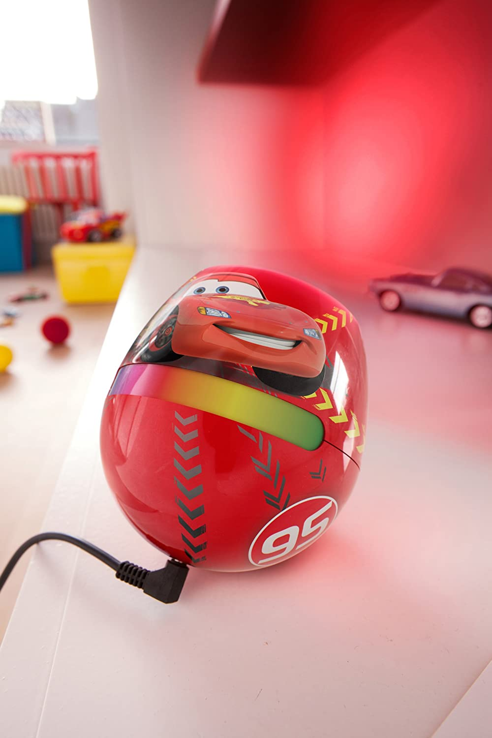 Philips Disney Cars LivingColours Micro Mood Lamp   1 X 4.7 W Integrated  LED: Amazon.co.uk: Kitchen U0026 Home