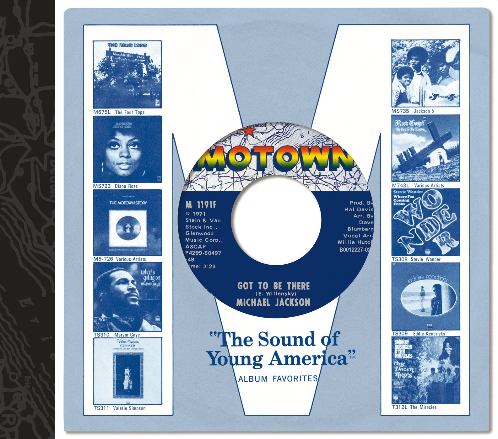 The Complete Motown Singles - Volume 11B: 1971 [5 CD] by Hip-O Select