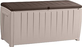 Keter 90 Gallon Outdoor Deck Storage Box