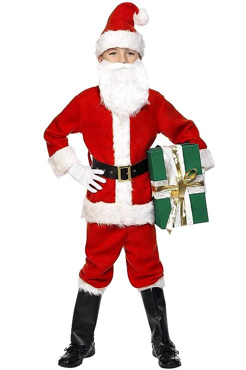 SMIFFYS Costume di Babbo Natale db90b6b5e1be