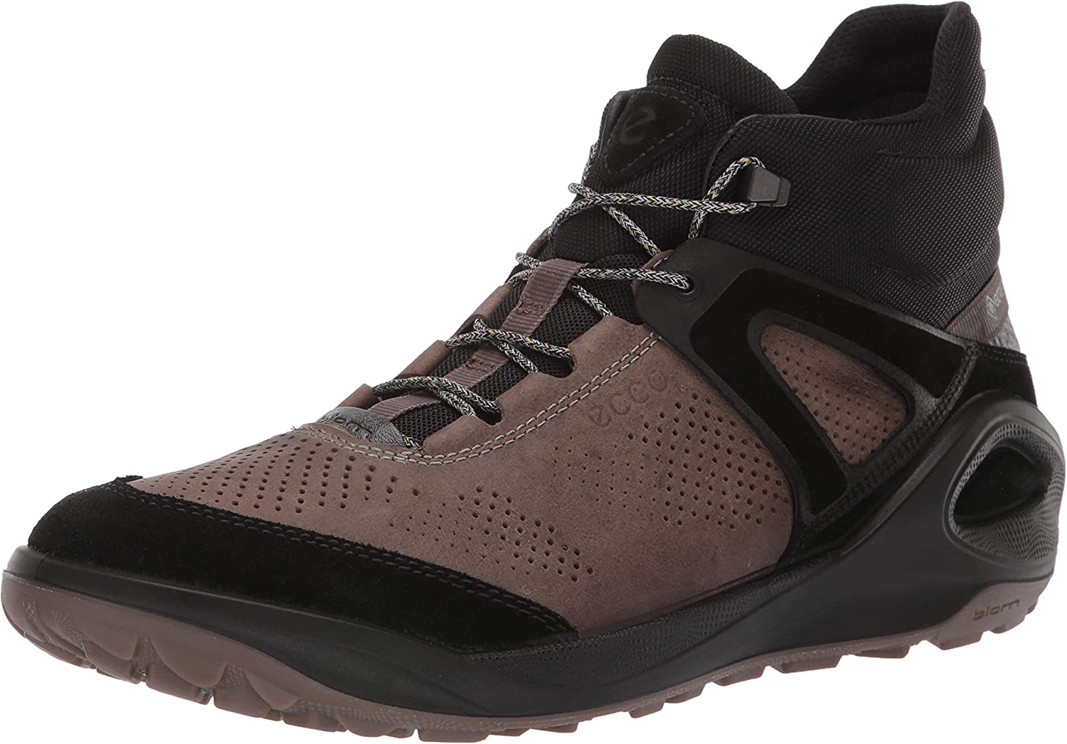 ECCO Men s Biom 2go-Gore-tex Waterproof, Outdoor Lifestyle, Multi-Sport, Hiking Ankle Boot
